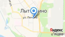 Мастерская по ремонту одежды и обуви на ул. Ленина на карте