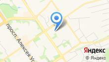 Отчёт-Экспресс на карте