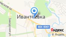 РОИЯКС на карте