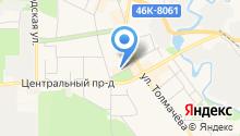 Ивантеевский отдел Управления Федеральной службы государственной регистрации на карте