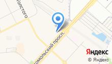 Мастерская по ремонту обуви на Комсомольском проспекте на карте