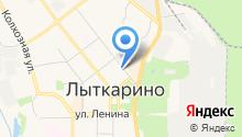 Пункт централизованной охраны №4 на карте