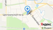 Центральная городская библиотека им. И.Ф. Горбунова на карте