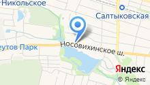 ФОРДПОСТ на карте