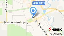Тураковские продукты на карте