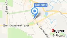 ТСН Недвижимость на карте