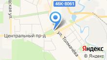 Ивантеевские телекоммуникации на карте
