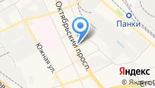 АВИС на карте