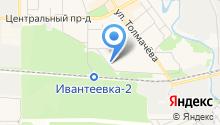 Центр фотографии и полиграфии на карте
