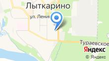 Платежный терминал, МОСКОВСКИЙ КРЕДИТНЫЙ БАНК на карте
