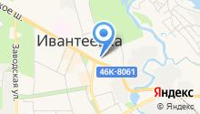 Московский областной архивный центр на карте