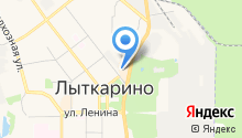 СОС-АЙТИ на карте