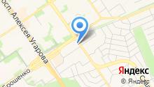 Белорусские кухни на карте