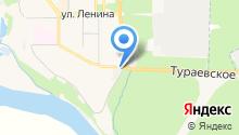 Лыткаринская баня №1 на карте