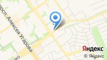 Мастерская по ремонту обуви на ул. Восточный микрорайон, 32 на карте