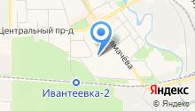 Студия ПереводЪ на карте