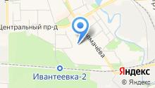 Психологический центр на карте
