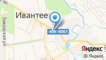 Айкикай Ивантеевка на карте