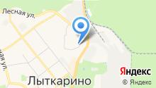 Искатель на карте