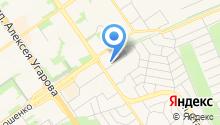 Академия красоты Оксаны Федосовой на карте