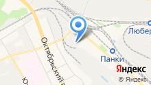 ЗАСЛОН на карте