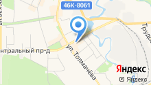 ФЛЕКСУС на карте