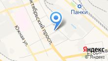 Люберецкий комплексный центр социального обслуживания населения на карте