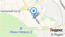Зоо на карте