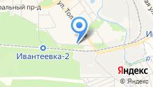 ВК Стройсервис на карте