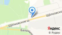 СОЮЗ ГРУЗОВИКОВ на карте