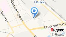 РАМФУД на карте