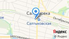 Адвокатский кабинет Кончевского А.В. на карте