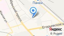 Интербумторг на карте