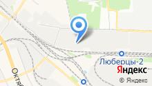 Глория на карте