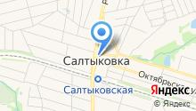 ДублёнкА.ru на карте