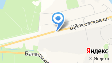 Авто-Локер на карте