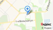 Спортивная школа №4 на карте