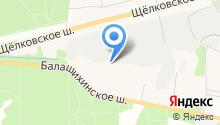 Sofia style на карте