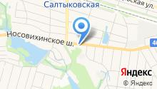 Provans на карте
