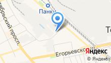 МаксиВет на карте