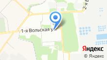 Сервис IT+ Некрасовка на карте
