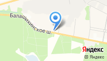 ДентаГрад на карте
