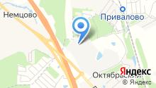 FM Logistic на карте