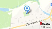 Атаман на карте