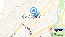 Киреевск-1 на карте