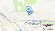 В-Л Комплект на карте