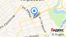 Отдел государственной статистики в г. Киреевск на карте