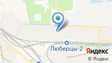 Реалит-Юг на карте