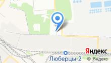 Пожарно-спасательный отряд №209 им. А.А. Жебелева на карте