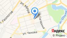 Нотариус Быковская О.И. на карте